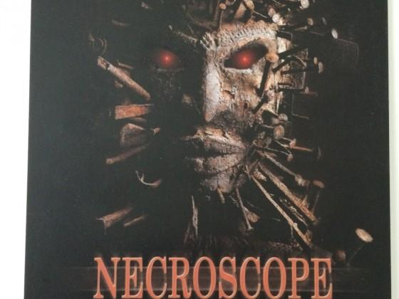 Necroscope Postkarte