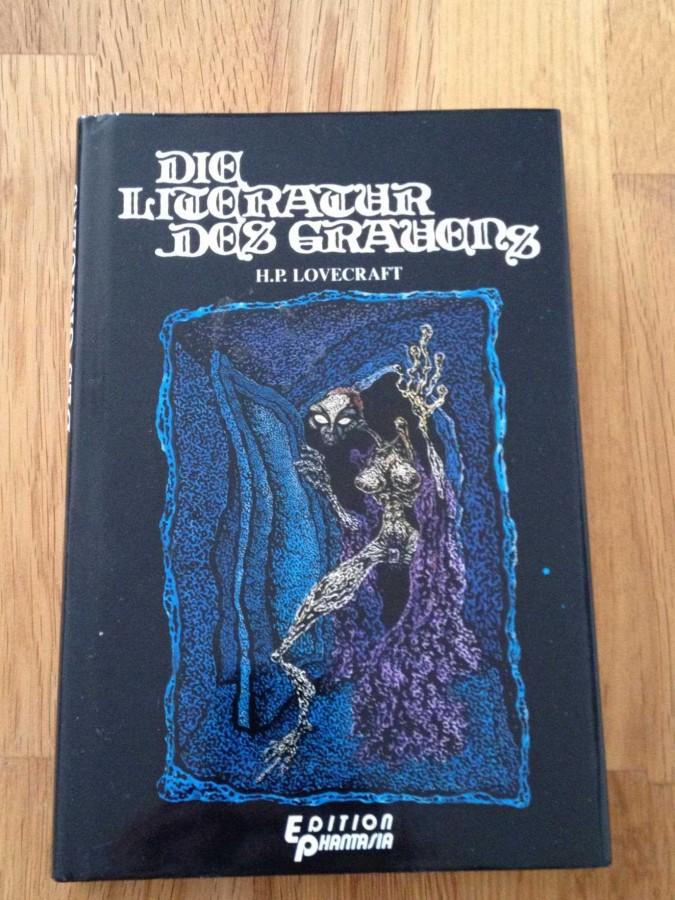 H.P. Lovecraft - Die Literatur des Grauens (Edition Phantasia)