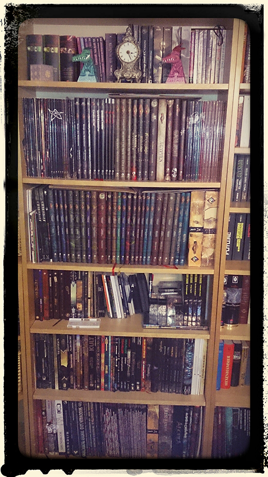 Bücherregal II