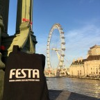 Festa on tour! - London!