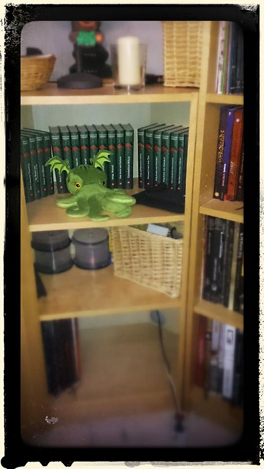Bücherregal I