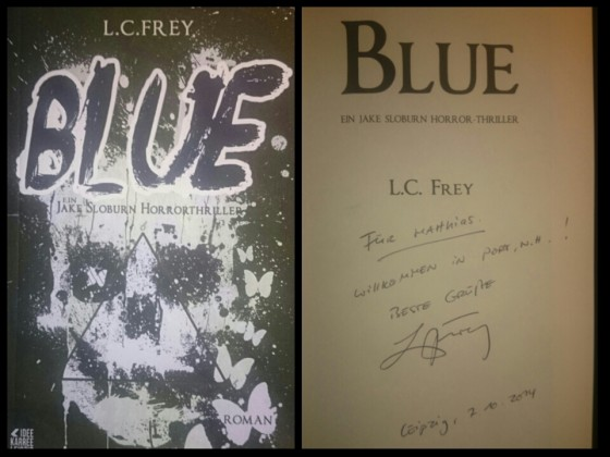 L. C. Frey - Blue