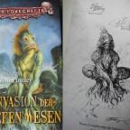 """""""Invasion der Tiefen Wesen"""" - H. P. Lovecraft & Brian Lumley"""