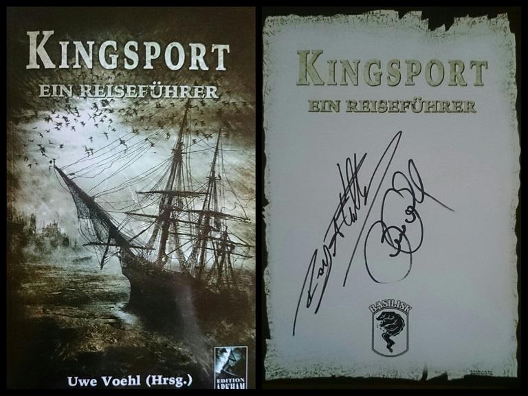 Voehl (Hrsg.) - Kingsport Ein Reiseführer
