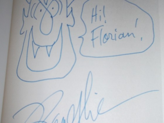 """Signiertes Exemplar """"Mitternachtsmesse"""" von """"F. Paul Wilson"""""""