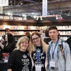 Endlich mal persönlich kennengelernt: Tati Jana von Janas Lesehimmel und Lexy Koch von Lexy's BookDelicious