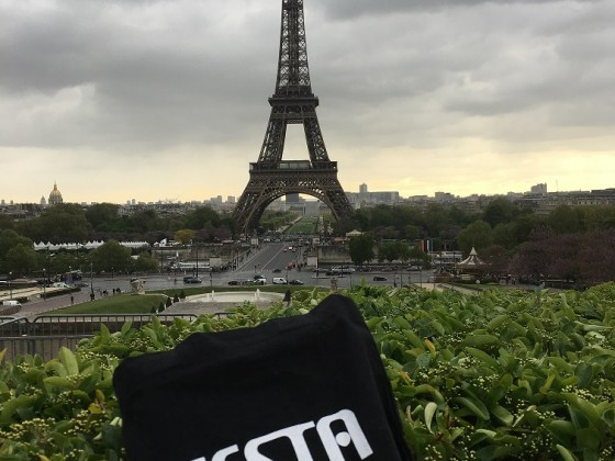 Festa on tour! - Paris!