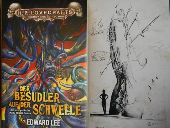 """""""Der Besudler auf der Schwelle"""" - Edward Lee"""