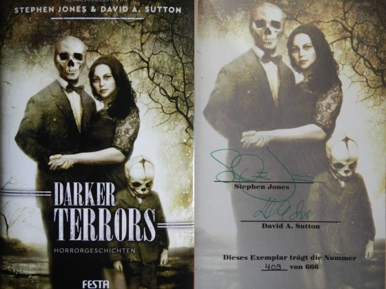 """Darker Terrors"" - Stephen Jones & David A. Sutton (Hg.)"