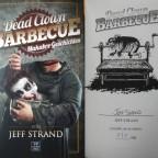 """Dead Clown Barbecue"" - Jeff Strand (Voodoo Press)"