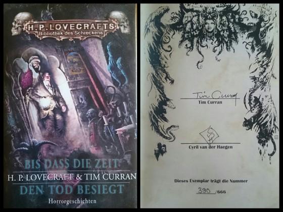 Lovecraft / Curran - Bis dass die Zeit den Tod besiegt