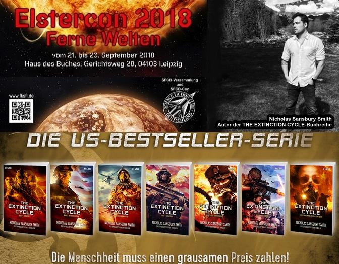 Elstercon 2018 Flyer