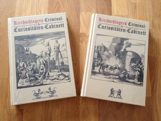 Kirchschlager Criminal- & Curiositäten-Cabinett 1 und 2