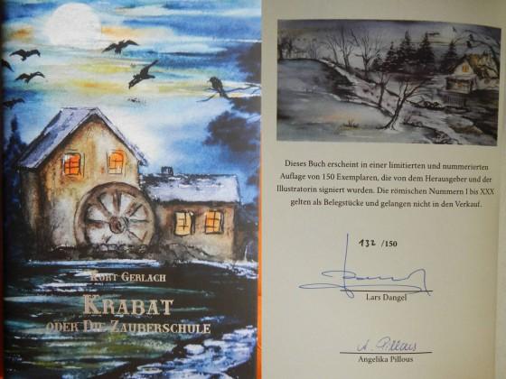 """""""Krabat oder Die Zauberschule"""" - Kurt Gerlach (Edition CL)"""
