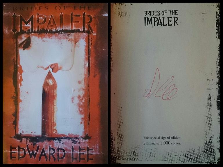 Edward Lee - Brides of the Impaler