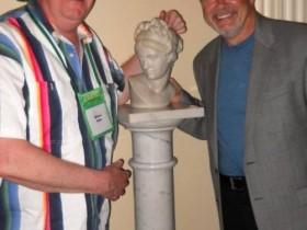 2 Festa-Autoren: Michael Slade und Robert McCammon