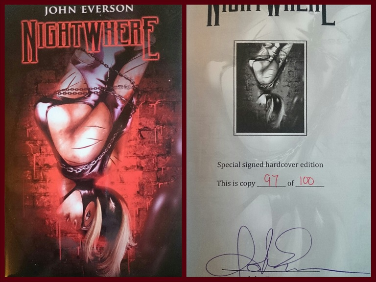 John Everson - NightWhere