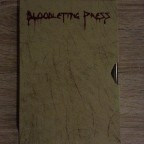 Succulent Prey Deluxe Hardcover - Bloodletting Press 2005