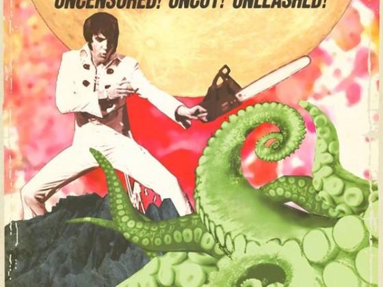 Elvis vs. Cthulhu