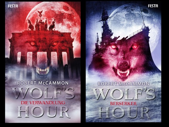 The Wolf's Hour von Robert McCammon - 2016 by Festa