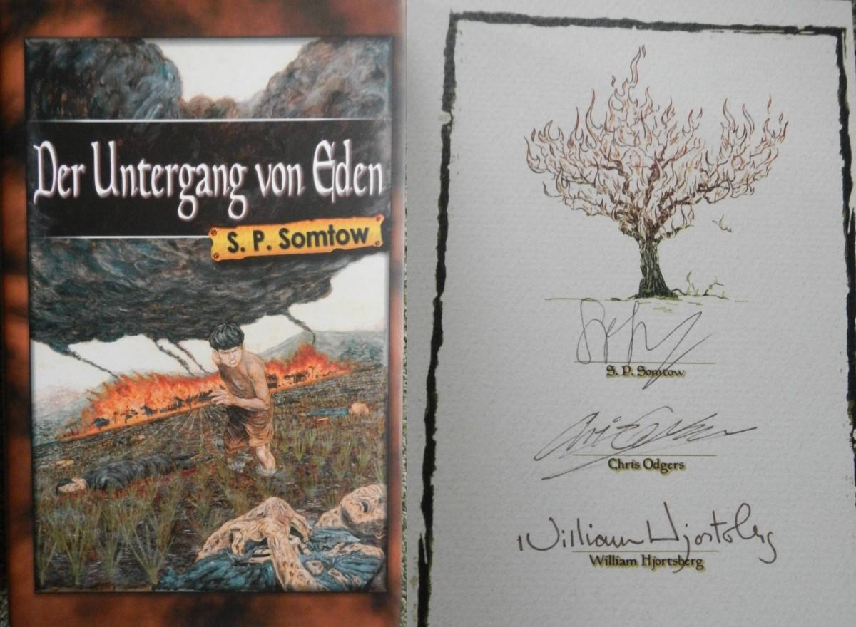 """""""Der Untergang von Eden"""" - S. P. Somtow"""