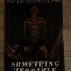 Wrath J. & Sultan Z. White - Something Terrible Limited - Thunderstorm Books