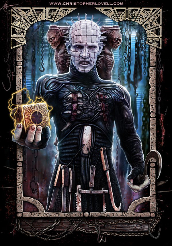 Clive Barkers Pinhead