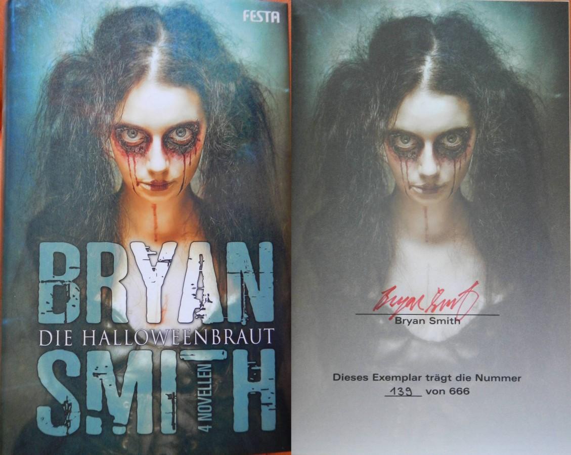 """""""Die Halloweenbraut"""" - Bryan Smith"""