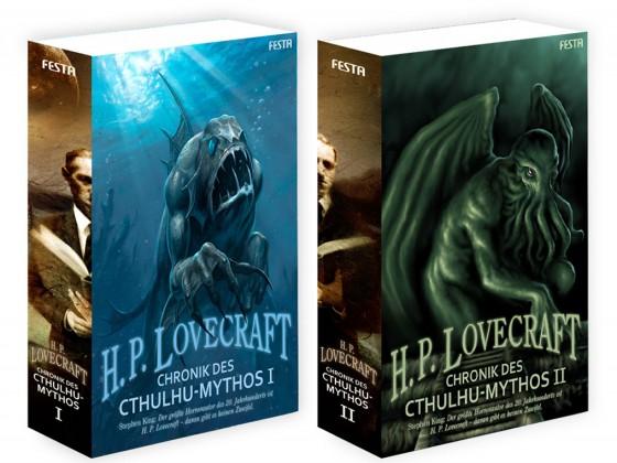 Lovecraft - Chronik des Cthulhu-Mythos