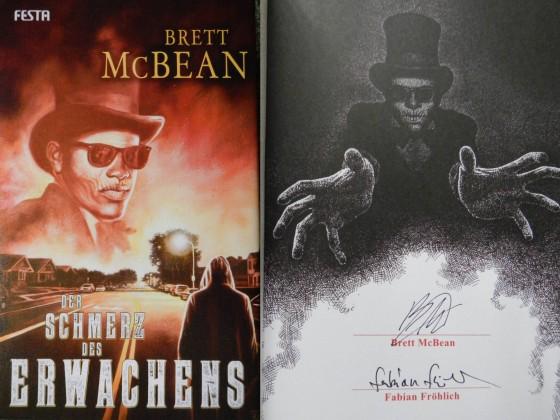 """""""Der Schmerz des Erwachens"""" - Brett McBean"""
