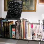 Büchereck im Arbeitszimmer