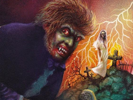 Der Werwolf und die weiße Frau