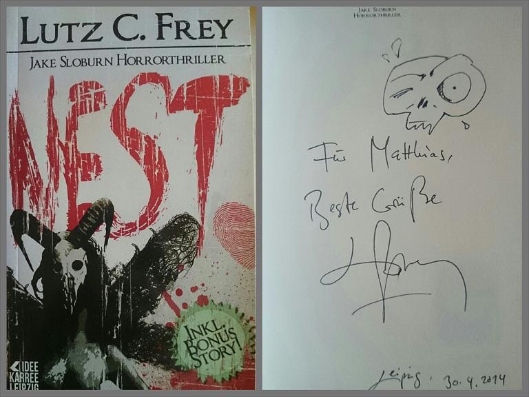Lutz C. Frey - Nest