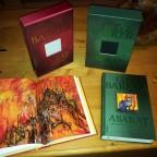 Abarat Hardcover Ausgaben